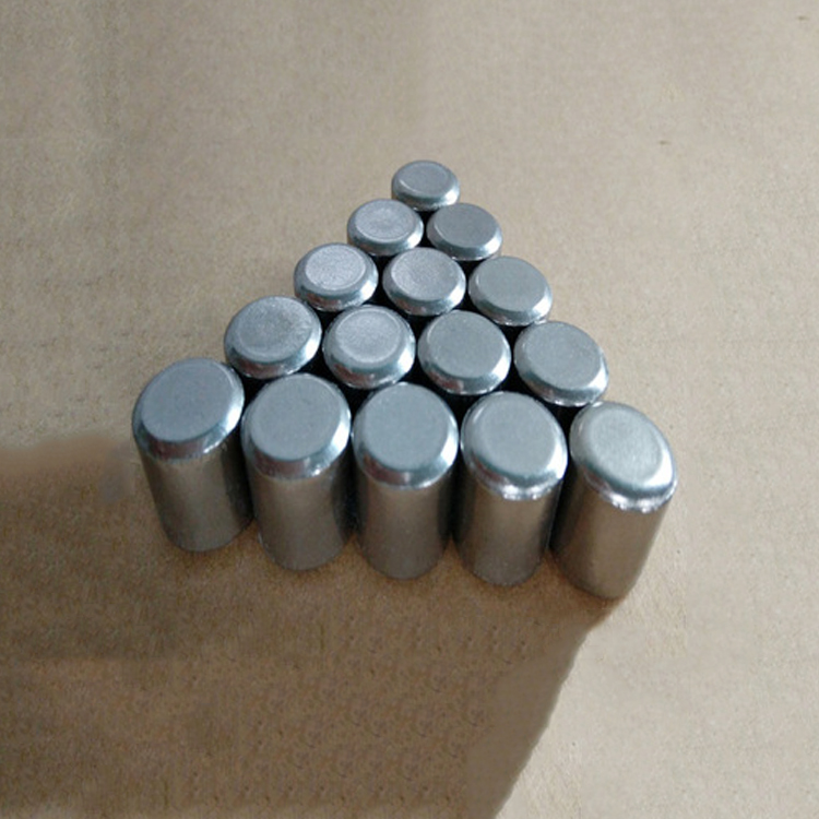 High Quality sintered surface machinery industries polished gray ar-15 tungsten buffer weights