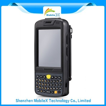 Portable PDA,Portable Computer with barcode scanner,RFID,Android OS,GPS,3G,Camera,Cradle,qwerty(MX9000)