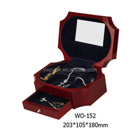 wooden jewelry set case be made in china