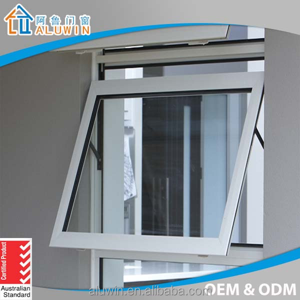 australian aluminium window aluminium top hung window aluminium awning casement window CE/AS2208/AS2047