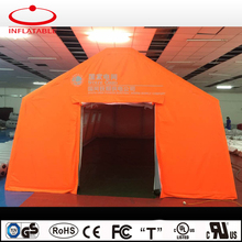 Inflatable relief tent, inflatable house tent, inflatable sleeping tent