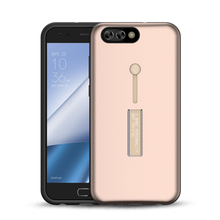 New Hot 2 in 1 Back Cover Kickstand Bumper Smart Phone Case for Asus Zenfone 3 4 Go 5.5 Selfie Tecno C9