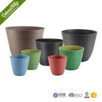 UV protective indoor/outdoor use plant flower pot nursery planters