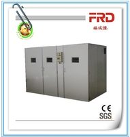 FRD-16896 CE SGS approved automatic16896 pcs chicken egg incubator hatcher and setter/emu turkey quail incubator for sale