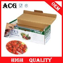 Fruits and vegetables porous plastic film for wrapping food
