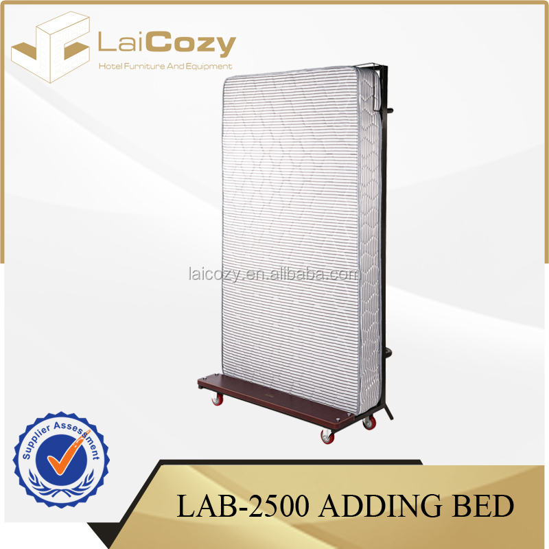 Mobile Folding bed/Hotel room folding bed / Adding bed