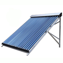 Digital solar flat plate collector selective coating for Pressure Heat Pipe Solar Thermal Collector