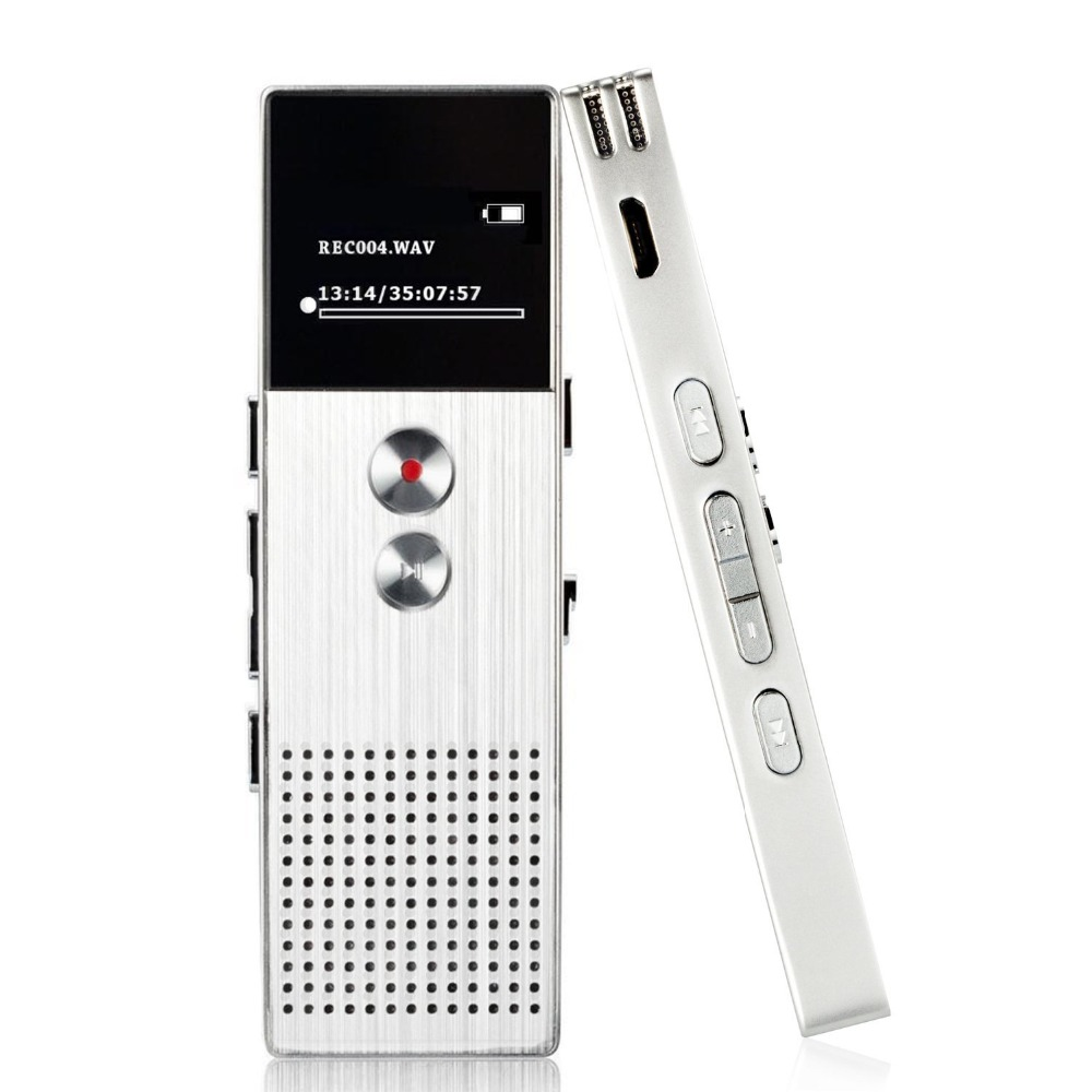 Original Benjie C6 Professional Audio Recorder 8GB <strong>MP3</strong> Player