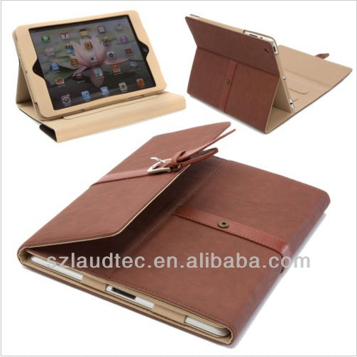 For iPad Air Book Case With Smart Cover