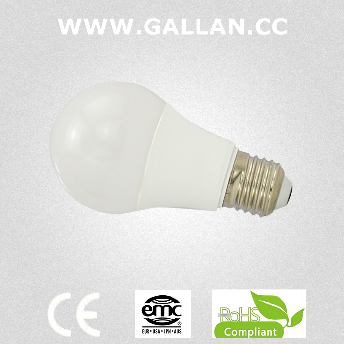 Factory direct china A55 A70 household led lighting bulb 1800k