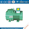 Semi-hermetic piston 9hp Bitzer freon R404a refrigeration compressor for cold room/cold storage for sale