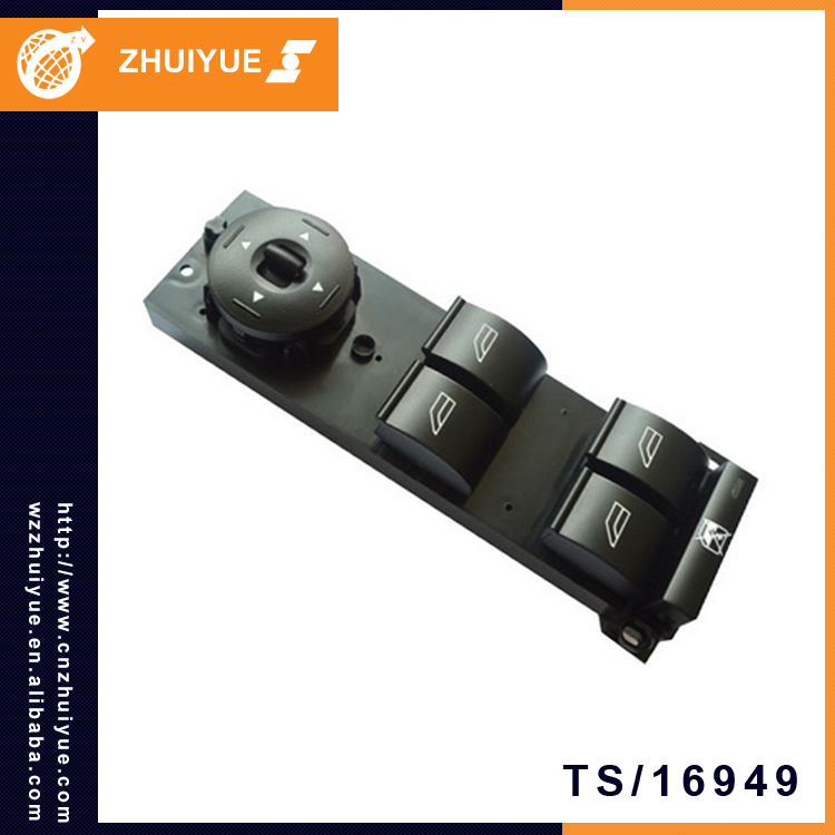 ZHUIYUE 9M5T 14A132 CA Power Window Switch Names Of Parts Of Car For FORD