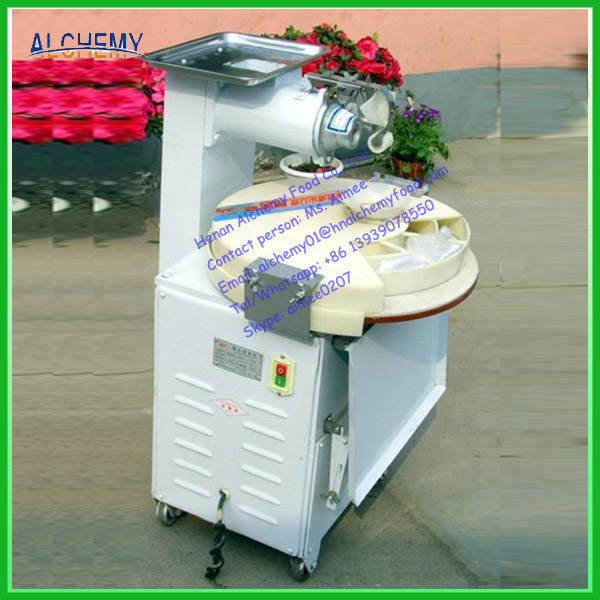 electric valumetric bakery dough divider rounder machine