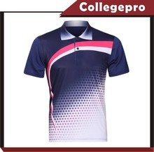 sublimated polo shirt/Work wear/school unfirom