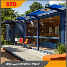 Customized New 40ft Iso Shipping Container House