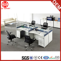Modular Office Call Center Workstation New