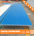 plastic roofing sheet/plastic roof tile/pvc roofing tile
