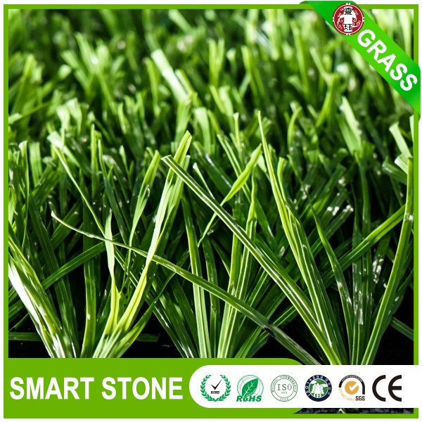 50mm natural color Artificial turf grass for indoor decoration artificial plastic grass with flower