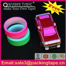 Good quality fluorescent tape self adhesive