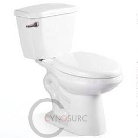CY2839-hot sale Chaozhou ceramic Washdown Two piece toilet sink combination