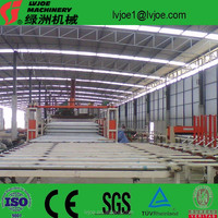 Plaster/gypsum board production line/plant for middle east market