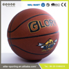 2016 Custom good quality new factory prices OEM welcomed pu basketball