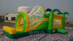 GMIF children Bounce house mall used Inflatable games Inflatable Castles For Sale