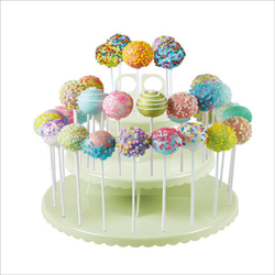 Plastic Cupcake/Cake Stand Display for Cake Pops And Pastry Decoration DIY
