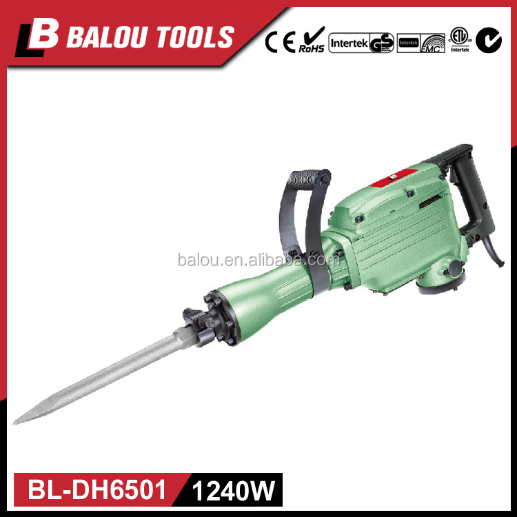 high tech design mini electric chipping hammer