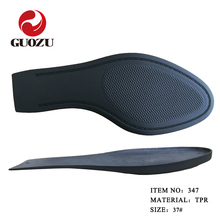 TPR half sole for ladies heel shoe