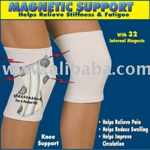 Magnetic Knee Support - Magnetic Compression Design