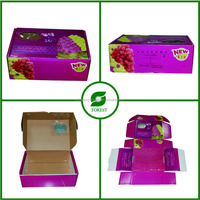 WHOLESALE FACTORY CUSTOM CARDBOARD PACKAGE DESIGN BOX FOR FRUIT