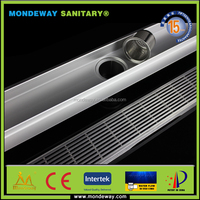 Hot selling bbq grate side outlet shower drain