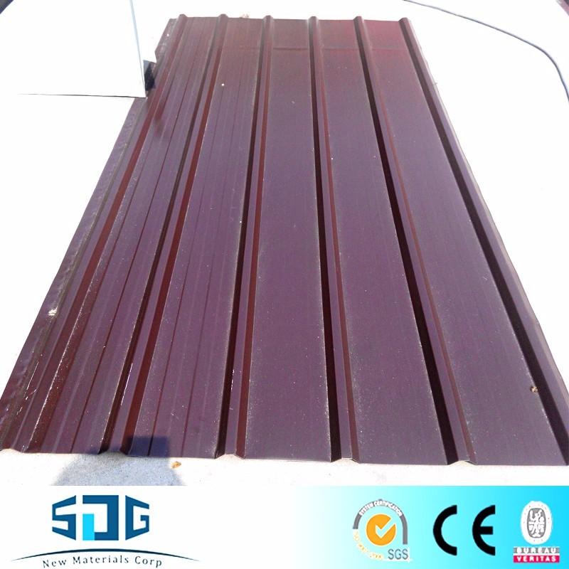 China Metal Roofing Material Ppgi Steel Sheet 24 Gauge