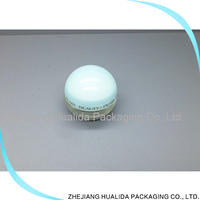 Hot China Products Wholesale Glass Cream Jar With Screw Top Lid