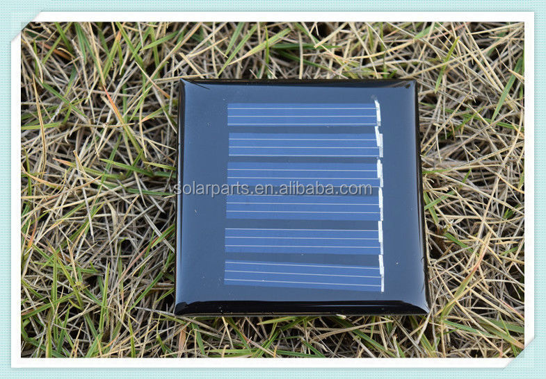customized small PV solar panels for educational toys