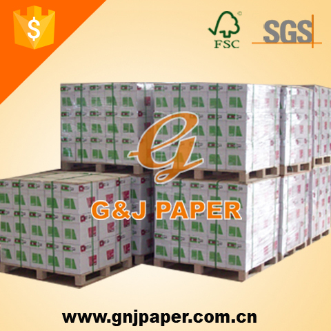 China Wholesale School Supply A4 Size Copy Paper 75gsm