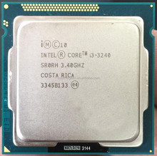 CPU Processor Intel Core i3 3240 Brand New cpu 3.4GHz 3M LGA1155