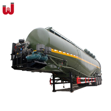 28CBM Bulk Trailer Anti-Corrosion, Heavy Duty Trailer, Dry Cement Semi Trailer