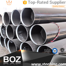 EN 10088 1.4109 seamless & galvanized & welded steel tubes
