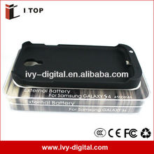 For Samsung Galaxy S4 i9500 external battery 4500mAh