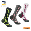 Wholesale custom men sport compression running hiking socks