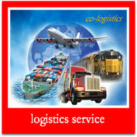 logistics service to United Arab Emirates from Guangzhou