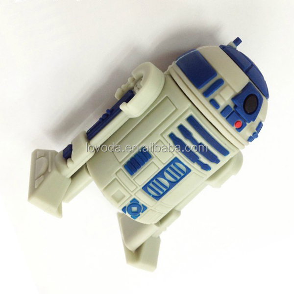 fashion metal piece star war series pen drive usb 16g mini usb flash drive/usb bracelet/promotional usb LFN-063