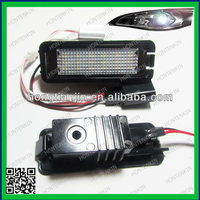 LED License Light Plate 12V For