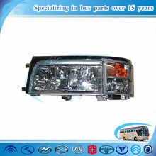 Best price high quality Chinese bus parts bus coaster headlight