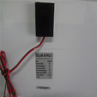 36V Mono 190W China Supplier Solar Panel