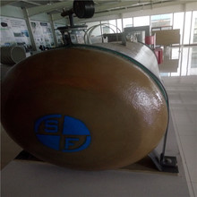best horizontal&vertical top fiber glass agriculture water storage tank