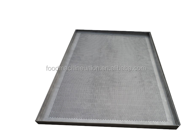 2016 new Bakery Trays/Bread Trays Customized Aluminum/Stainless steel Perforated Non-stick Baking Trays