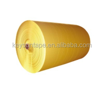 2015 low price crepe paper masking tape jumbo roll